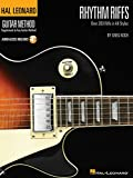 Hal Leonard Guitar Method Rhythm Riffs (Book, CD): Lehrmaterial, CD für Gitarre (Hal Leonard Guitar Method (Songbooks))