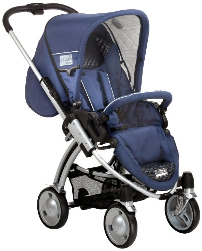 i'coo Pii Pram – Twilight Blue
