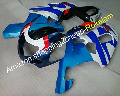 Non peinte Siège Arrière Couverture de capot pour GSXR600 GSXR750 2001-2003 GSXR1000 01-02 K1