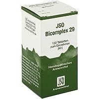 Jso Bicomplex Heilmittel Nummer 29 150 stk preisvergleich bei billige-tabletten.eu