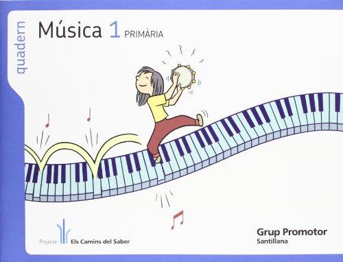 Quadern musica 1 primaria