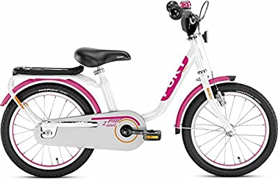 Puky Z 6 Edition Kinder Fahrrad weiß/pink