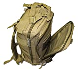 Kommando Rucksack 30l Coyote Tool Bag Tragetasche Daypack Prepper EDC 2391 - 4
