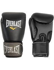 SUTEN PU La mitad Mitones Manopla MMA Muay Thai Entrenamiento Perforacion Guanteo Boxeo Guantes Negro Blanco