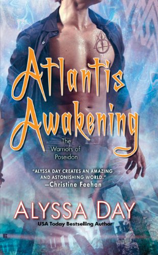 Atlantis Awakening (Warriors of Poseidon, Book 2)