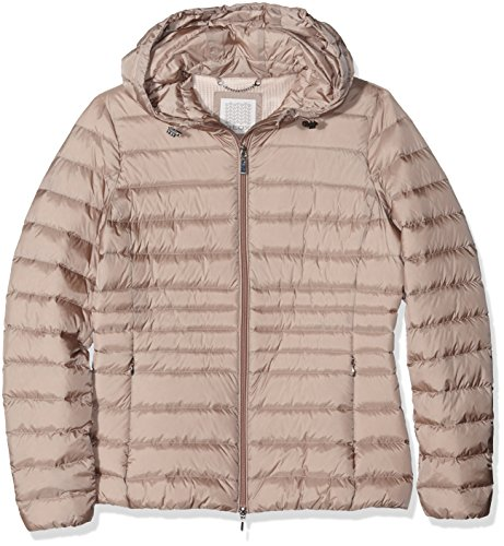 Geox Woman Down Jacket, Giacca Donna, Dusty Rose F8217, 48