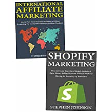 Quick-Start Ecommerce Guide: A Beginner's Guide to Starting an Internet Based Ecommerce Business Through Shopify Store Selling & Affiliate Marketing (English Edition)