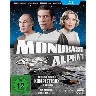 Mondbasis Alpha 1 - Extended Version HD-Komplettbox (Staffeln 1 + 2) [Blu-ray]
