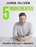5 Ingredientes (SABORES) (Tapa dura)