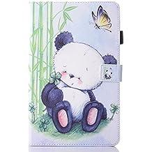 inShang Samsung Galaxy TAB A 10.1 Inch T580/T585 Fundas soporte y carcasa para Samsung T 580, cubierta elegante, cover PU Funda