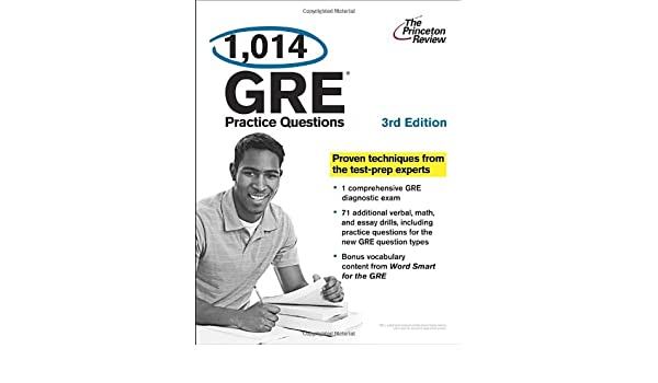 1014 Practice Questions For The New Gre Pdf