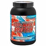 IronMaxx 100% Whey Protein - 900 gr Vainilla Francesa