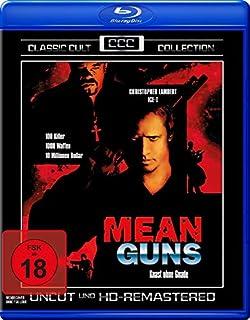 Mean Guns - Knast ohne Gnade (Classic Cult Edition) [Blu-ray]