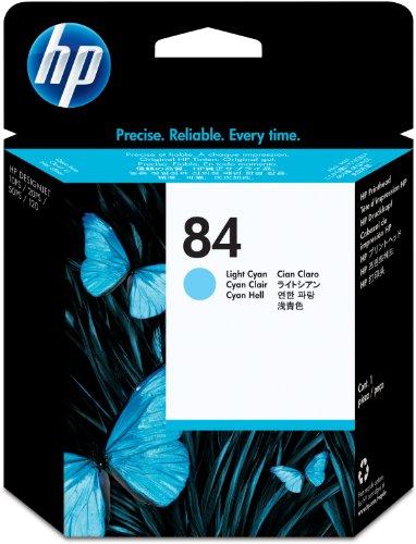 HP 84 hell cyan Original Druckkopf