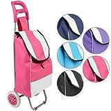 vojagor Einkaufstrolley Einkaufstasche Trolley Tasche Shopper 33l in Verschiedenen Farben