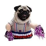 Smnyi Poliestere Cani Clothes Trasformare Caldo Maglia Inverno Cheerleading Maglione Animale Confortevole Vestiti Carino Impermeabile Costume Divertente Dog Abbigliamento