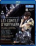 Offenbach:Tales Of Hoffmann [Daniel Johansson; Kerstin Avemo; Wiener Symphoniker, Johannes Debus] [C MAJOR ENTERTAINENT: BLU RAY] [Blu-ray]