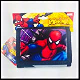 Spiderman Marvel Portefeuille 13x10 cm