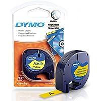 DYMO 91332 etiqueta de impresora - Etiquetas de impresora (Amarillo, 1/2 x 13')