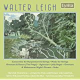 Leigh - Agincourt; Concertino for Harpsichord and Strings