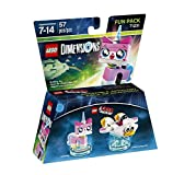 Cheapest LEGO Dimensions  The LEGO Movie  Unikitty Fun Pack on PlayStation 4