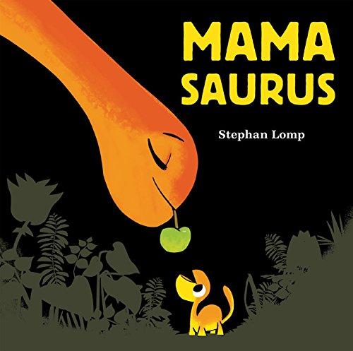 Mama Saurus por Stephan Lomp