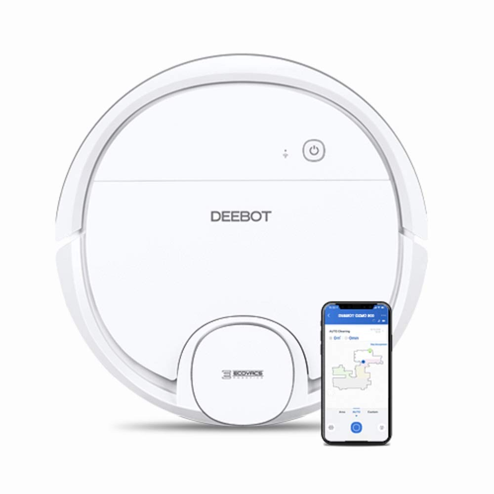 Ecovacs Deebot OZMO 900 Saugroboter, Wischroboter Alexa- / App-Steuerung
