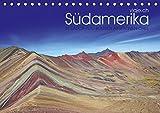 Südamerika - viaje.ch (Tischkalender 2018 DIN A5 quer): Landschaft, Tiere, Pflanzen und Kultur. (Monatskalender, 14 Seiten ) (CALVENDO Natur) [Kalender] [Apr 14, 2017] viaje.ch, ©