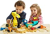Enlarge toy image: Bob the Builder DMM55 Mash and Mould Construction Site Playset