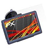 atFoliX Folie für Carrvas CAR376 Displayschutzfolie - 3 x FX-Antireflex-HD hochauflösende entspiegelnde Schutzfolie