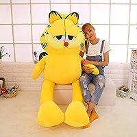 LOVEYUNHJG Plush Toy Cat Doll Sabre Oversized To Accompany Sleep Ingres Spline Doll Girl