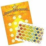A4 Star Praise Classroom Collection Reward Chart & Stickers Bumper Pack for Teachers, Parents & Schools