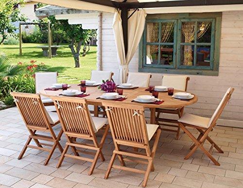 Panca Con Tavolo Da Giardino : Tavolo da giardino teak lascuolaversoexpo