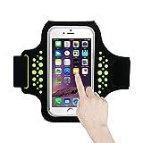Brassard de Sport for iphone 8 Plus/7 Plus/6s Plus/6 Plus, Universel Anti-Sueur...