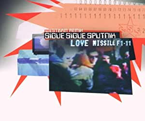 Love Missile F1-11 (Westbam