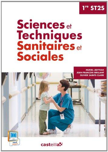 Sciences et techniques sanitaires et sociales 1e ST2S