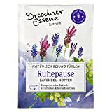 12er Pack Dresdner Essenz Gesundheitsbad Ruhepause 12 x 60 g für 1 Vollbad, Ruhe und Entspannung