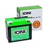 Motorrad Batterie 12V 19Ah AGM IONI ION (TYP – YB16-B)