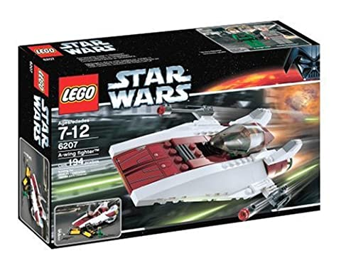 LEGO Star Wars A-Wing Fighter (Lego Star Wars A Wing)