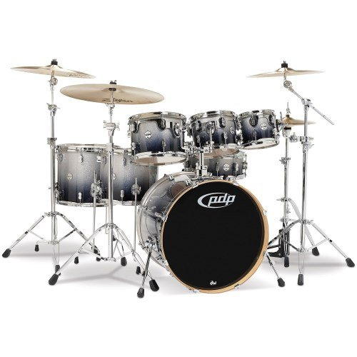 pdp-by-dw-drum-set-concept-maple-silver-to-black-sparkle-fade