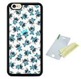 THEcoque Coque Silicone Bumper Souple IPHONE 6 Plus / 6s Plus - LILO & Stitch Mignon Motif 3 Design Case+ Film de Protection Offert