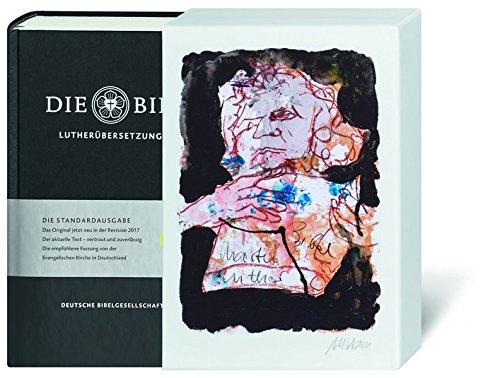 """Lutherbibel revidiert 2017 - Edition """"Armin Mueller-Stahl"""": Die Bibel nach Martin Luthers Übersetzung. Mit Apokryphen"""
