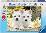 Ravensburger 13074 - Süße West Highland Terrier Puzzle, 300 teile