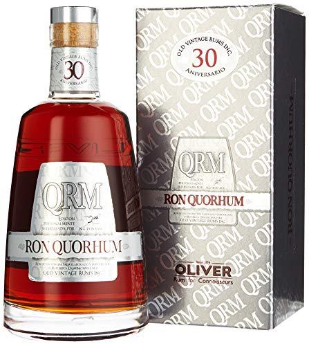 Quorhum Rum 30 Jahre (1 x 0.7 l) -