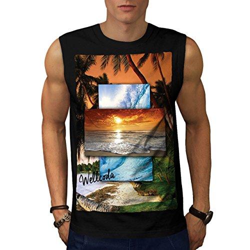 vintage-sunny-beach-holiday-love-men-new-black-m-sleeveless-t-shirt-wellcoda