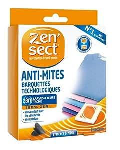 Zensect - Barquettes technologiques Anti-Mites