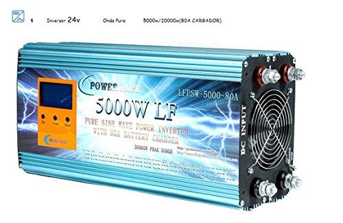 Wccsolar.es Inversor Onda Pura 5000w Pico 10000w 24v