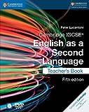 Cambridge IGCSE English as a Second Language Teacher's Book with Audio CDs (2) and DVD (Cambridge International IGCSE)