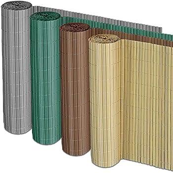 Coperture Per Recinzioni Giardino.Bambu Jarolift Premium Canniccio Pvc Per Giardino Schermo Divisore