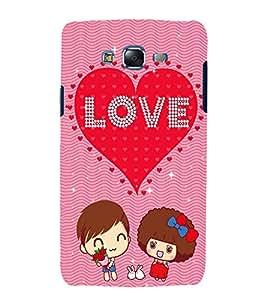 FUSON Love Card Design 3D Hard Polycarbonate Designer Back Case Cover for Samsung Galaxy J5 (2015) :: Samsung Galaxy J5 Duos (2015 Model) :: Samsung Galaxy J5 J500F :: Samsung Galaxy J5 J500Fn J500G J500Y J500M